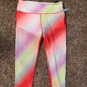 BNWT Victoria Sport Knockout tights
